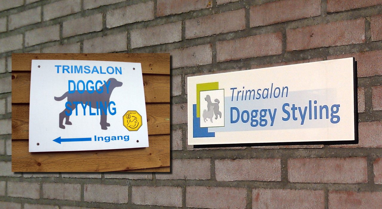 Trimsalon Doggy Styling